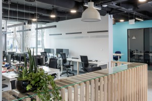 Biuro na miarę temperamentnego zespołu. studio hex i Inners stworzyli przestrzeń dla kreatywnych