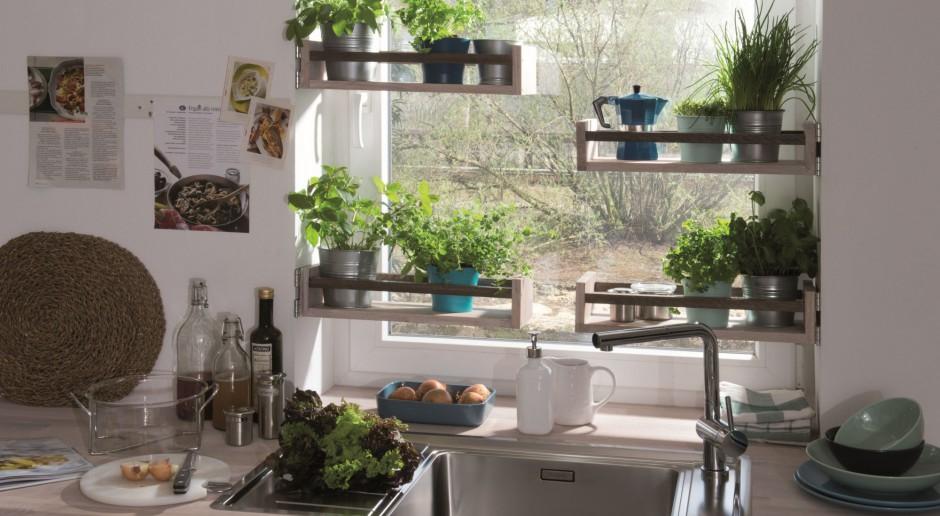 Indoor gardening, czyli kuchnia w duchu eko