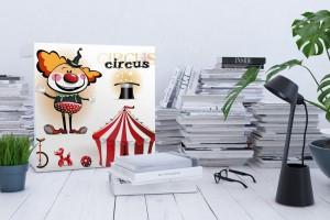 We wnętrzu... cyrk