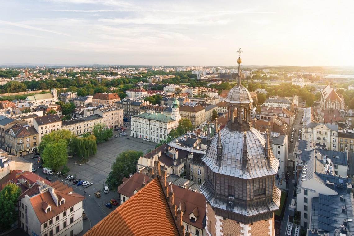 Kraków chce uporządkować przestrzeń miejską