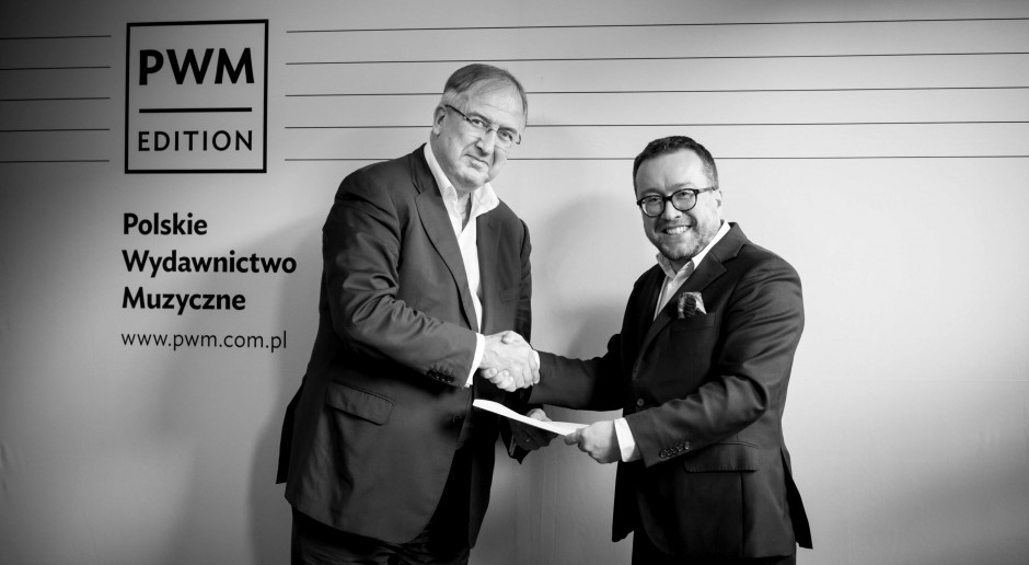 Pracownia Andrzeja Chołdzyńskiego już projektuje przebudowę siedziby Polskiego Wydawnictwa Muzycznego