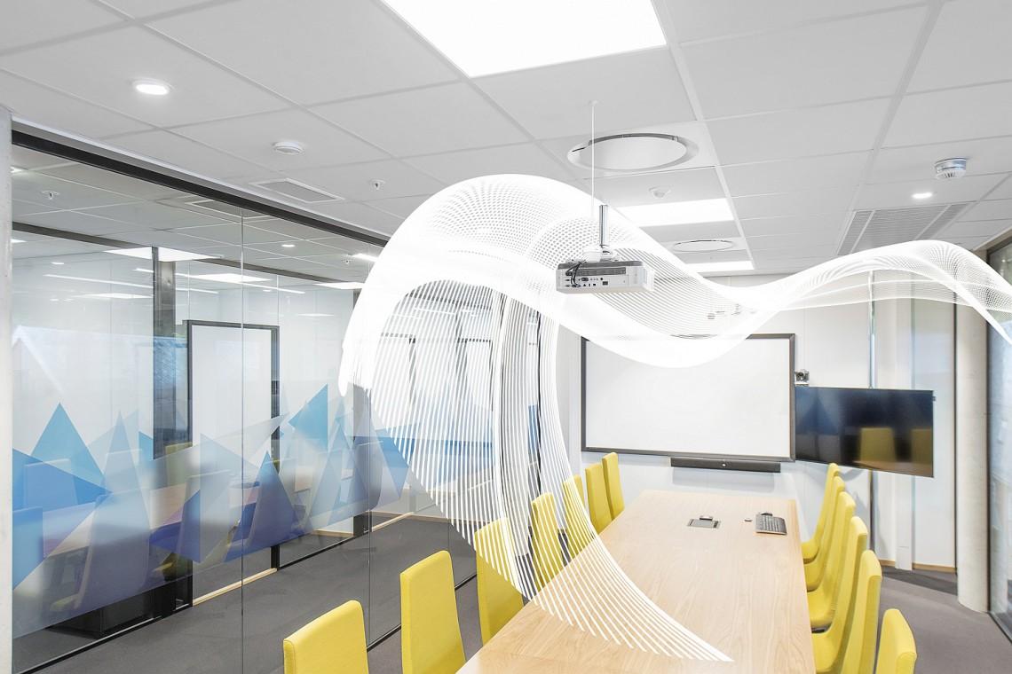 Nowe rozwiązania akustyczne dla biur