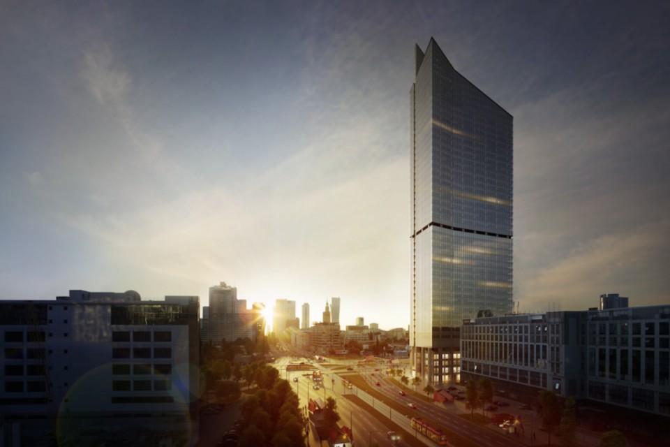 Tak się zmieni skyline stolicy