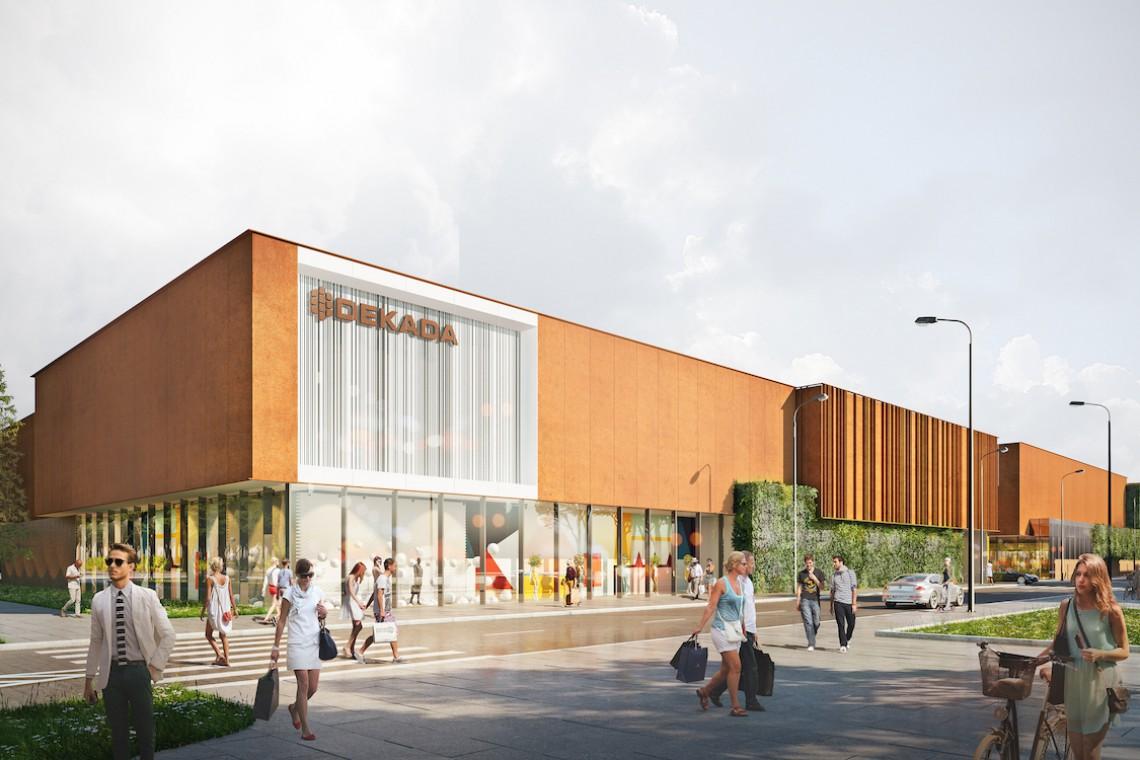Rusza budowa Dekady w Nysie. To projekt JSK Architekci