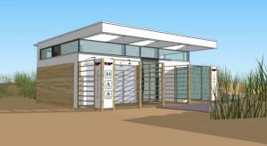 Gdańsk buduje toalety na plażach