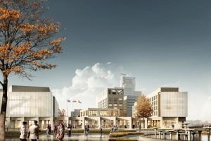Centrum rozrywki Gdynia Waterfront do wyburzenia. Na jego miejsce - projekt JEMS Architekci
