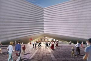 Teatr w kształcie... muszki. To najnowszy projekt Bjarke Ingels Group