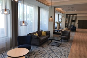 Hotel Hampton by Hilton w Oświęcimiu otworzył podwoje. To dzieło Susuł&Strama Architekci