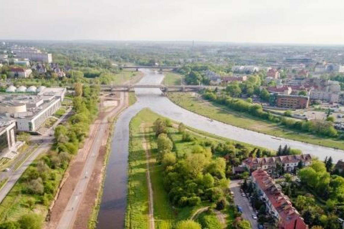 22 chętnych na zaprojektowanie kładki Berychowskiej w Poznaniu