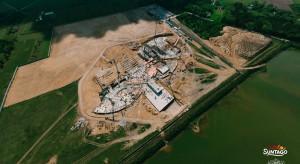Rok na budowie Park of Poland. Suntago Wodny Świat coraz bliżej
