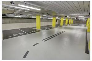 Bobrowiecka 8 stawia na parkingową jakość
