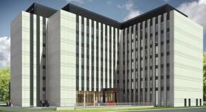 Hampton by Hilton Warsaw Mokotów szkicu AGK Architekci AW w blokach startowych