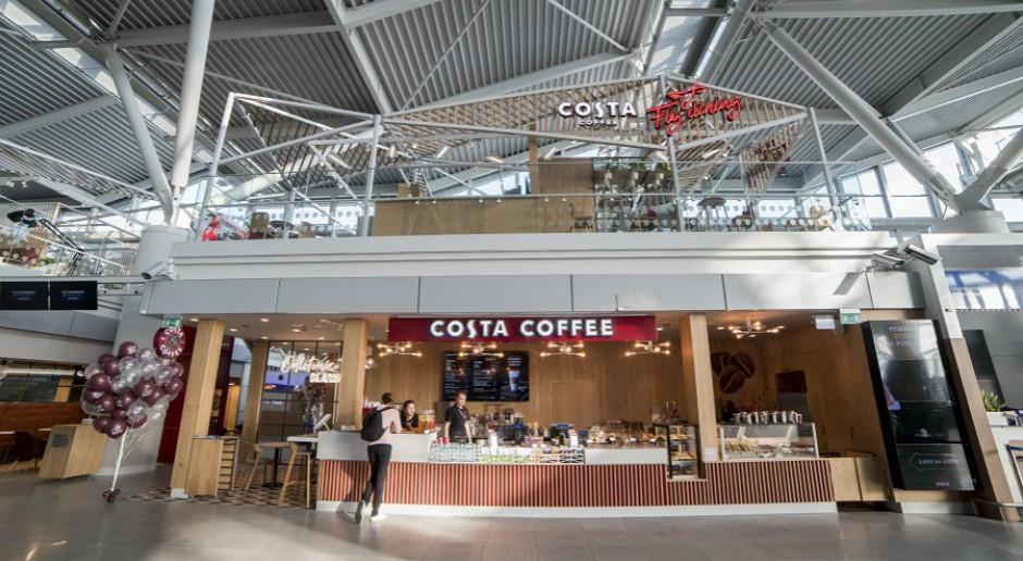 Costa Coffee FlyDining zawitała na Okęcie