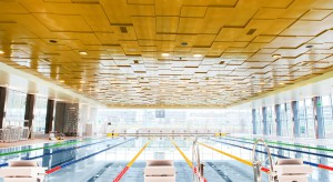 W Szwajcarii złoto nawet na basenie