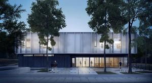 Budowa bryły szkicu GRID Architekci w blokach startowych