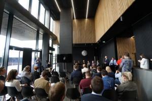 .KTW I oficjalnie otwarte na Europejskim Kongresie Gospodarczym