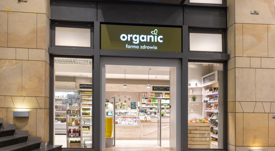 Organic Farma Zdrowia z pierwszym zrewitalizowanym lokalem w nowym koncepcie