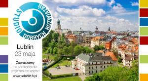 Studio Dobrych Rozwiązań - 23 maja zapraszamy do Lublina!