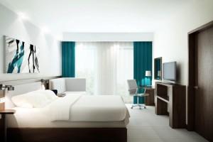 Hampton by Hilton Warsaw Mokotów oficjalnie otwarty. To projekt AGK Architekci AW