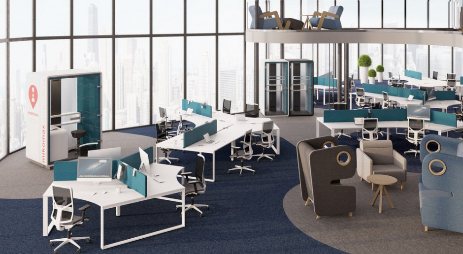 Podstawa nowoczesnego biura? Flexibility