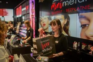 Nowy koncept Sephora w Galerii Mokotów - tak wyglądało otwarcie