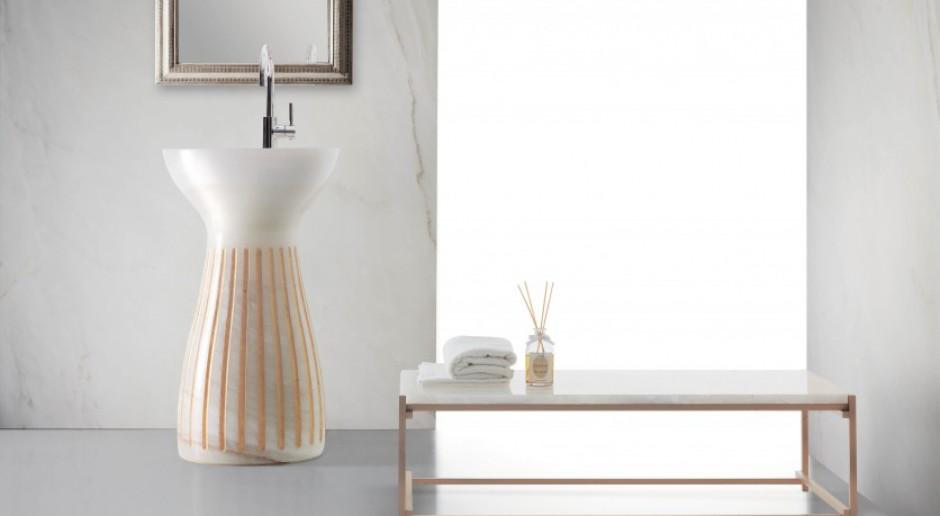 Najciekawsze i najbardziej trendy umywalki prosto z iSaloni