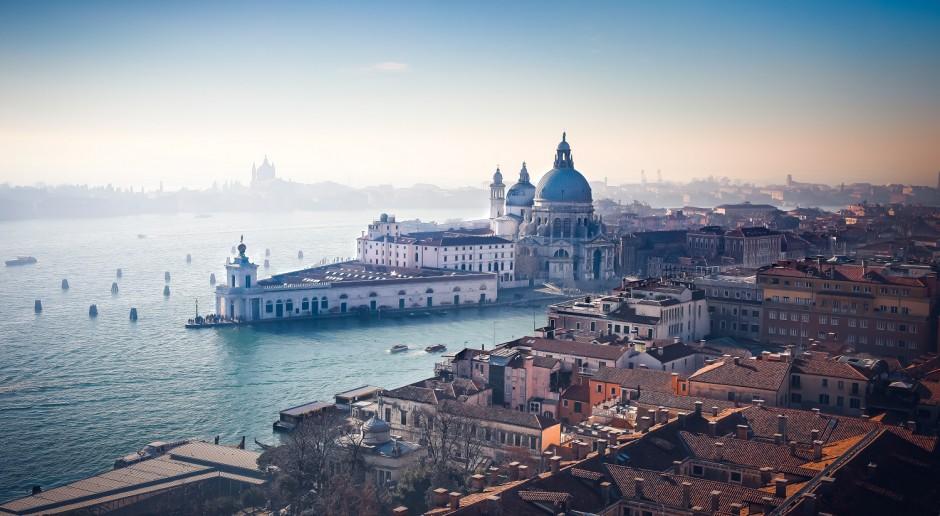 Wenecja pod wodą. Zniszczona m.in. bazylika św. Marka i dzieło Banksy'ego