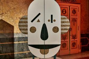 Jaime Hayon, Caesarstone i Milan Design Week? Pawilon niczym... kalejdoskop
