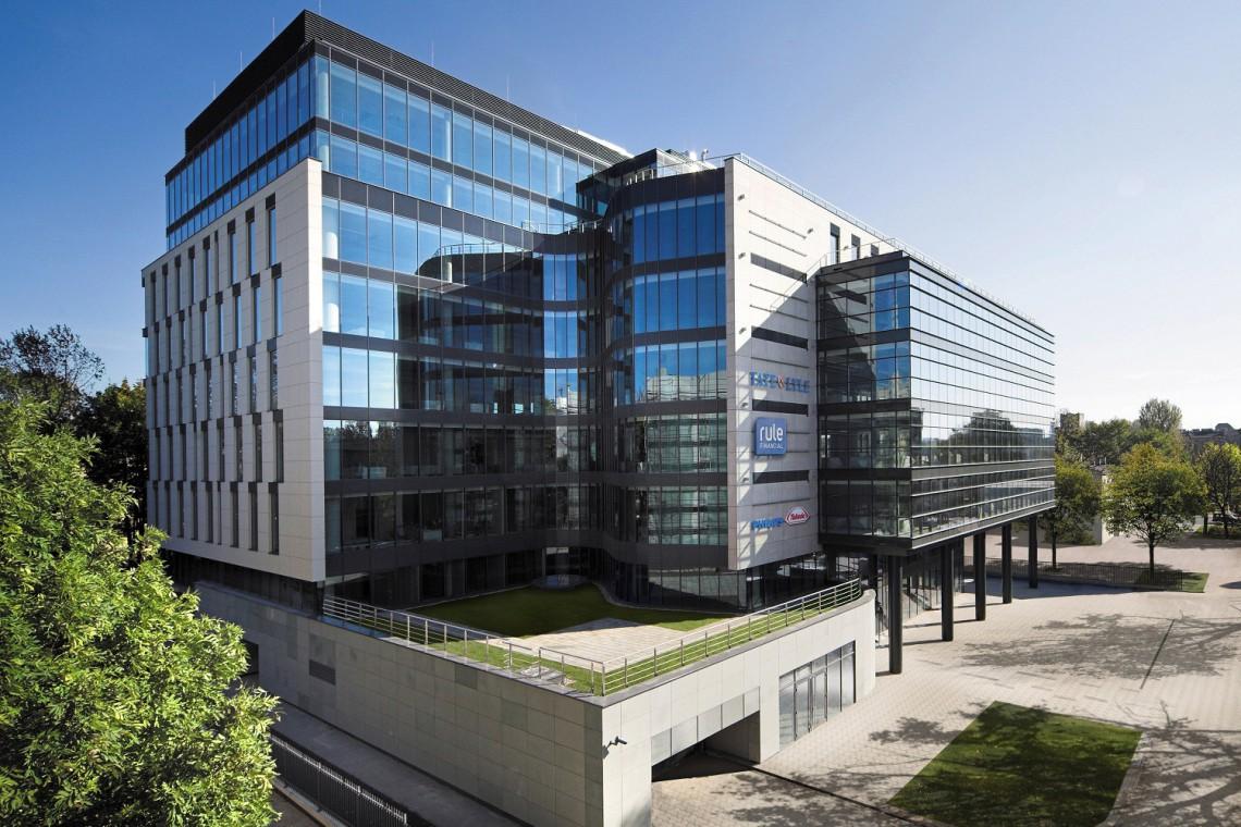 Jedyny biurowiec w Łodzi z takim certyfikatem. To projekt AHR Architects