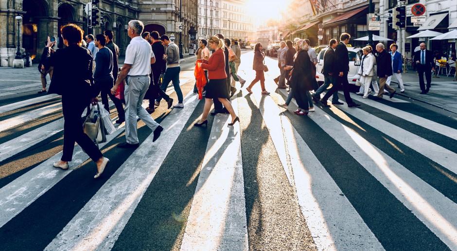 W Lidzbarku Warmińskim powstało przejście dla pieszych... 3D