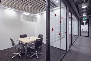 Apleona, czyli rebranding w parze z nowym biurem. To projekt Massive Design