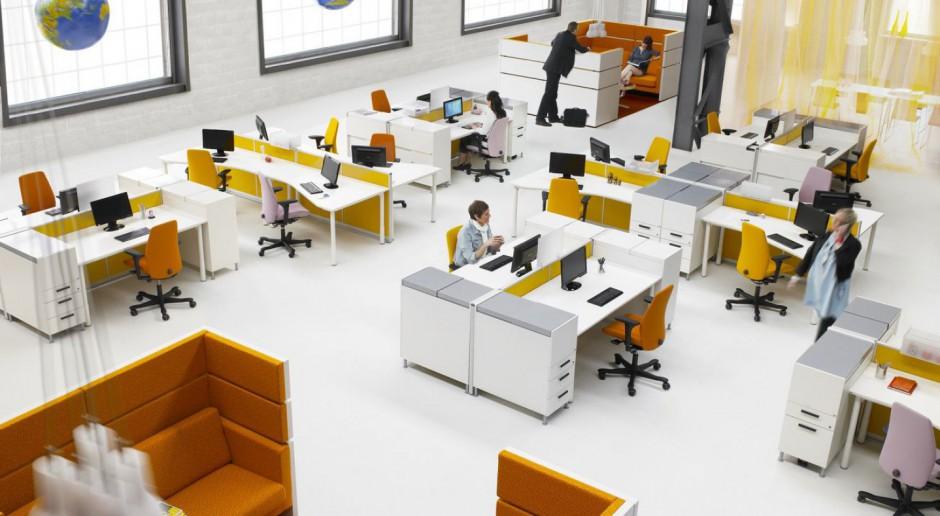 Dobrze urządzone biuro to wizytówka nowoczesnej firmy