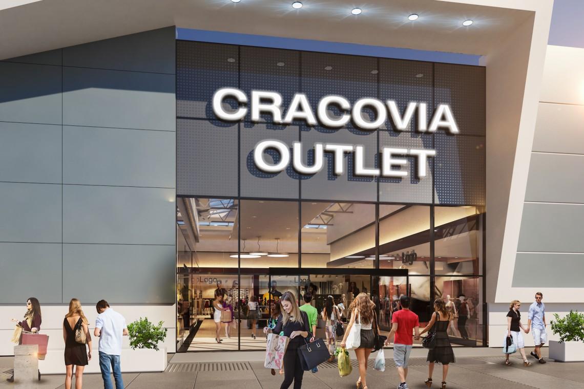 Cracovia Outlet z miejscowym planem zagospodarowania przestrzennego