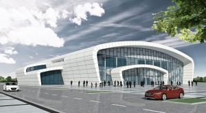 Największa od lat inwestycja w Puławach. Powstaje nowoczesna hala widowiskowo-sportowa