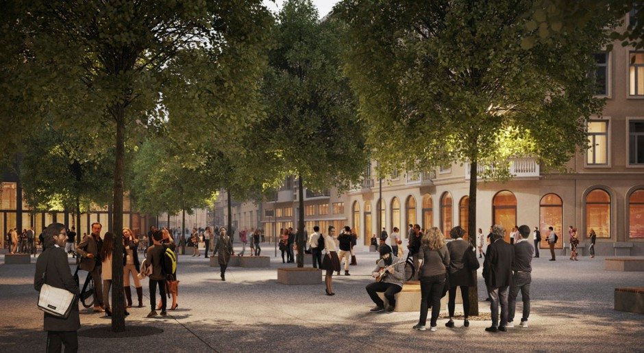 Niedługo przetarg na budowę Placu Pięciu Rogów