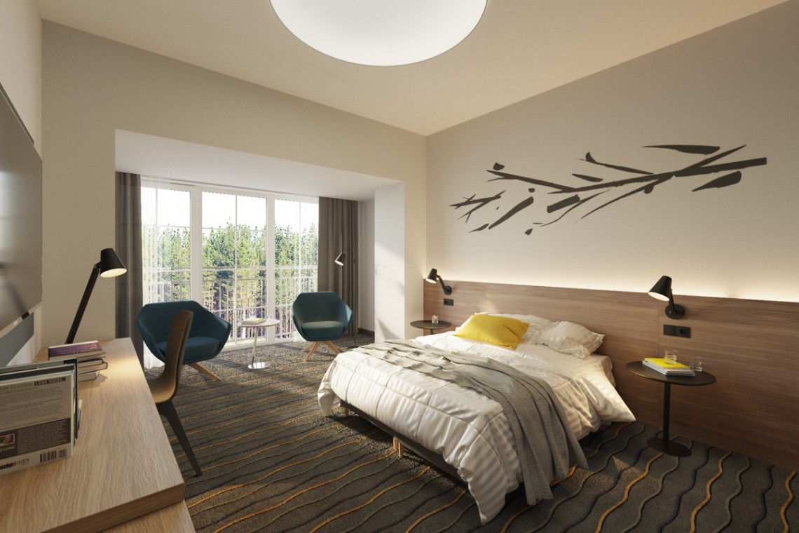Hotel Royal Spa Residence Birstonas stawia na nowy design
