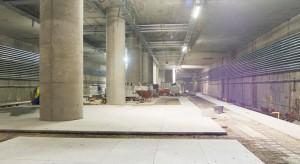 Stacja metra Młynów wirtualnie