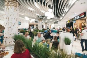 Oto nowa strefa restauracyjna w Galerii Wisła
