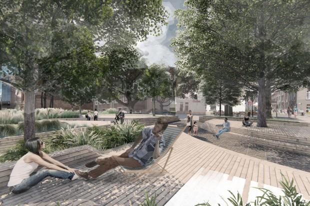 Niezwykłe pomysły studentów, które mogą odmienić zaniedbane miejsca Gdańska