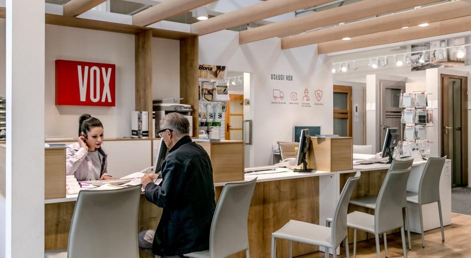 VOX otwiera nowe salony w Krakowie