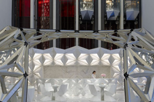 Cieszy oko i ekscytuje zmysły. Oto jeden z najbardziej luksusowych hoteli w Makau
