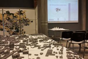 Zobacz, jak wygląda makieta Metropolii zbudowana przez studentów Politechniki Śląskiej