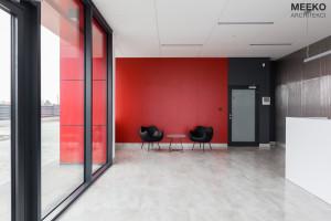 Miejsce zobowiązuje. Oto projekt MEEKO Architekci w SSE Euro-Park w Mielcu