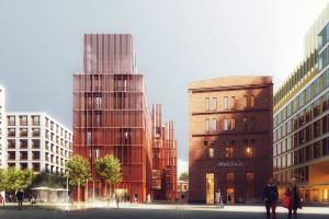 Browary Warszawskie - tożsamość industrialnej Woli zachowana w nowoczesnym fragmencie miasta