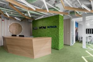 Natura była najważniejsza. Zaglądamy do nowego biura spółek Danone