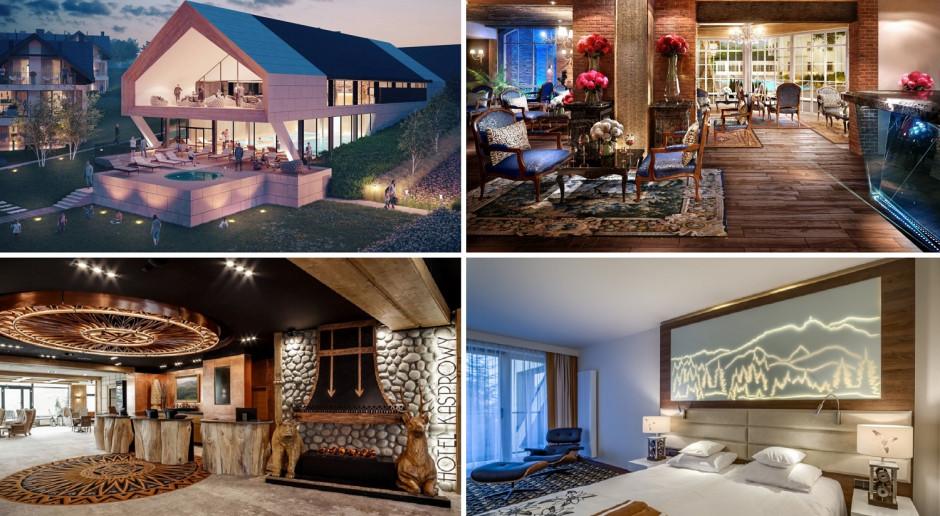 TOP: Niesamowite hotele na południu Polski. Tylko góry, lasy i... luksus