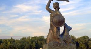 Bulwary wiślane gotowe w 80 proc. Skanska otwiera dojście do pomnika Syrenki