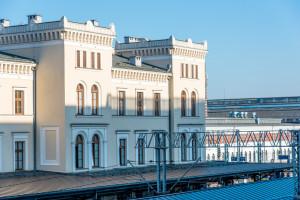Dworzec kolejowy w Bydgoszczy. Udana renowacja historycznego obiektu
