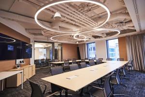 Nowe, zdigitalizowane i ekologiczne biuro Accenture Operations