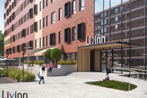 Akademik Livinn Kraków – studenci zaprojektowali jednostkę mieszkalną dla osoby niepełnosprawnej